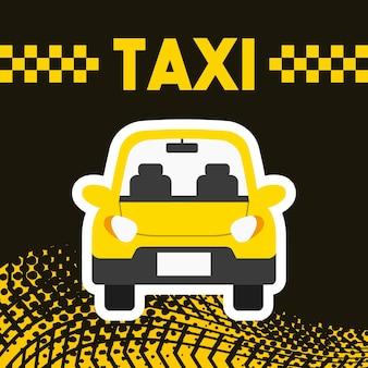 Progettazione del servizio taxi
