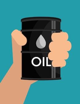 Progettazione del settore petrolifero