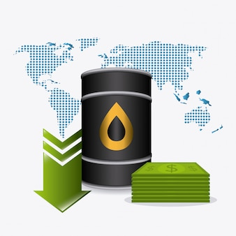 Progettazione del settore petrolifero.
