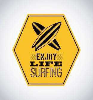 Progettazione del surf