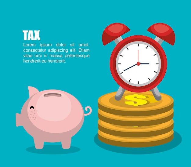 Progettazione del tempo di imposta