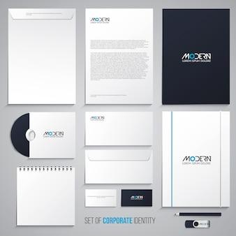 Progettazione dell'identità aziendale