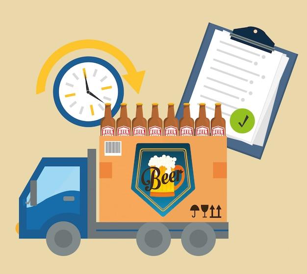 Progettazione dell'industria della birra