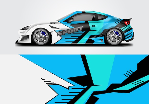 Progettazione dell'involucro di auto sportive