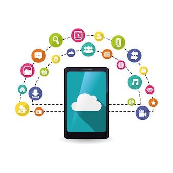 Progettazione di app mobili per smartphone