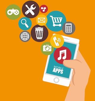 Progettazione di app mobili