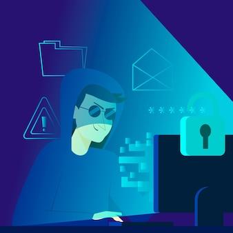 Progettazione di attività di hacker