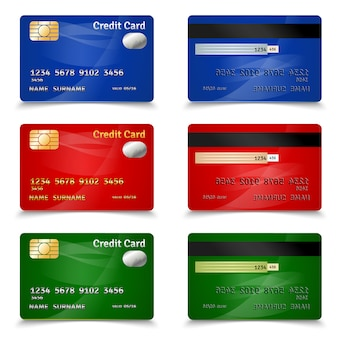 Progettazione di carte di credito