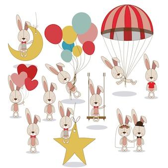 Progettazione di coniglietti