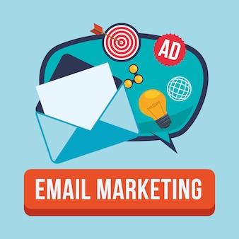 Progettazione di email marketing e comunicazione
