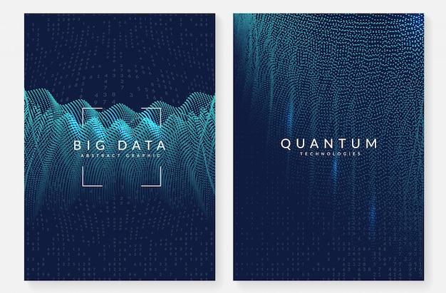 Progettazione di grandi quantità di dati. tecnologia per la visualizzazione