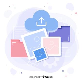 Progettazione di modelli di pagine di destinazione per siti web aziendali