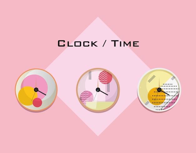 Progettazione di orologi e tempi