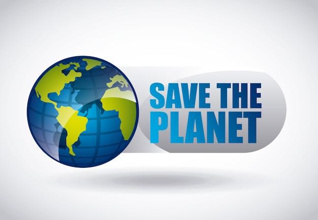 Progettazione di pianeta terra