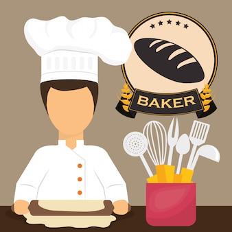 Progettazione di prodotti da forno