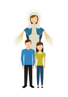 Progettazione di religione catolica