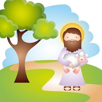 Progettazione di religione cattolica