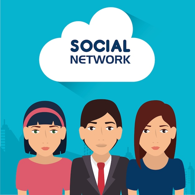 Progettazione di reti sociali