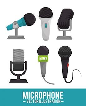 Progettazione di servizi di microfono