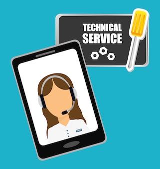 Progettazione di servizi tecnici
