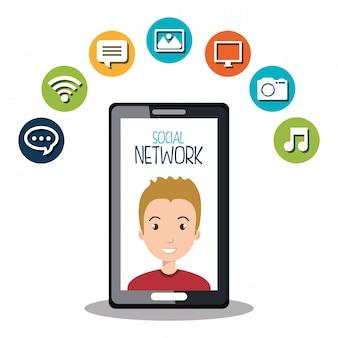 Progettazione di social network