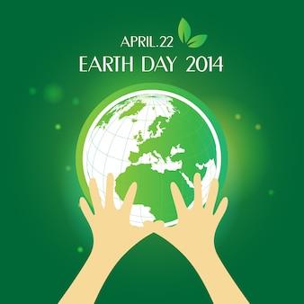 Progettazione earth day