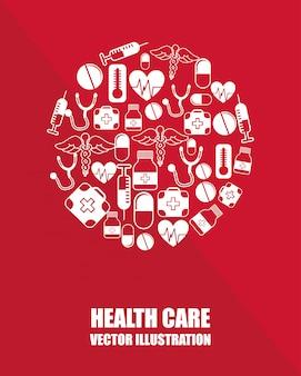 Progettazione grafica sanitaria