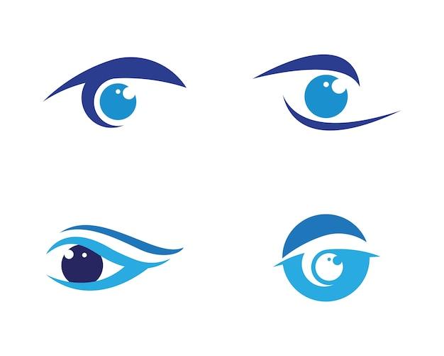 Progettazione logo eye care