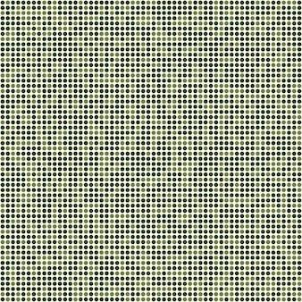 Progettazione senza cuciture del modello del punto verde astratto del fondo dell'esercito del soldato