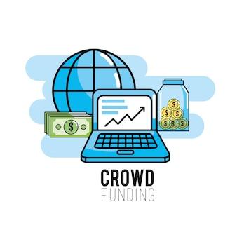Progetto di crowdfunding per finanziare il supporto