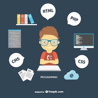 Programmatore web
