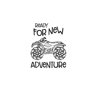 Pronto per una nuova avventura