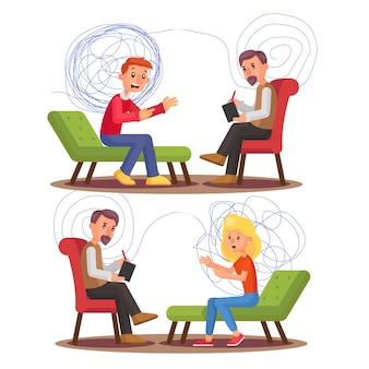 Psichiatria, consulenza professionale in psicologia