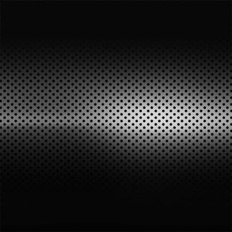 Puntini di texture metallo astratto