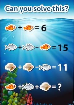 Puoi risolvere questo
