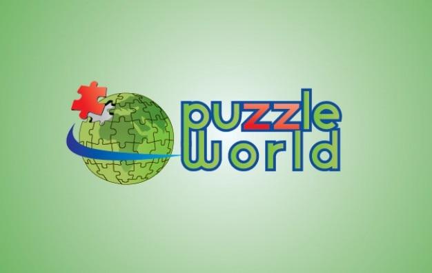 Puzzle mondo