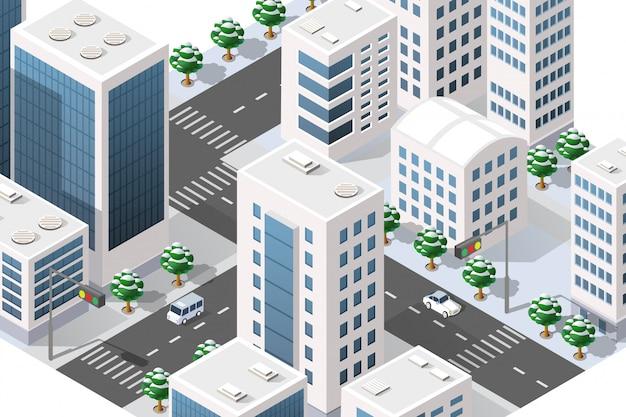 Quartiere della città