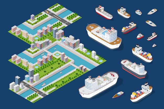 Quartieri urbani della città