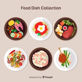 Raccolta di cibo 2d