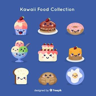 Raccolta di cibo kawaii