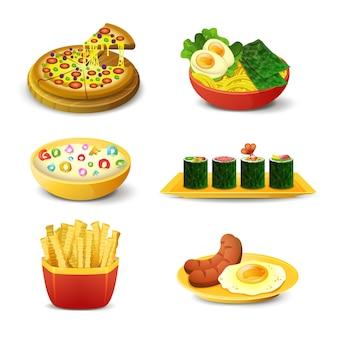 Raccolta di cibo