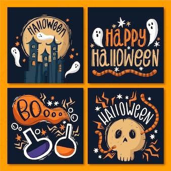 Raccolta di diversi post di halloween