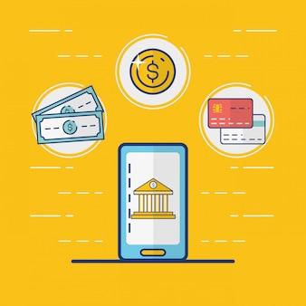 Raccolta di elementi di pagamento online