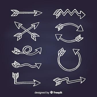 Raccolta di frecce