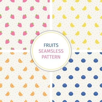 Raccolta di frutti modelli