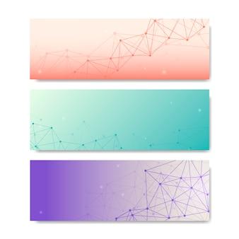 Raccolta di illustrazioni di rete neurale