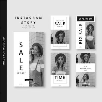Raccolta di modelli di storie di instagram