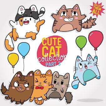 Raccolta simpatica di gatti parte 3