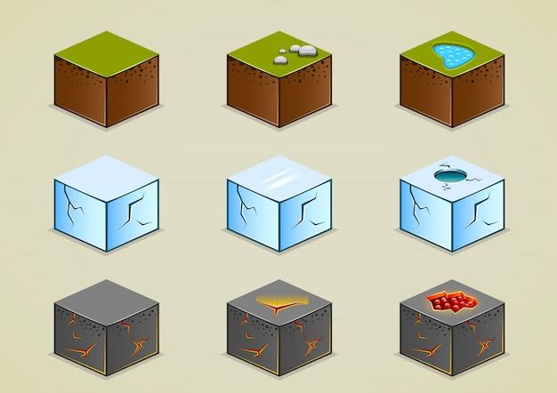 Raccolta tridimensionale 3d