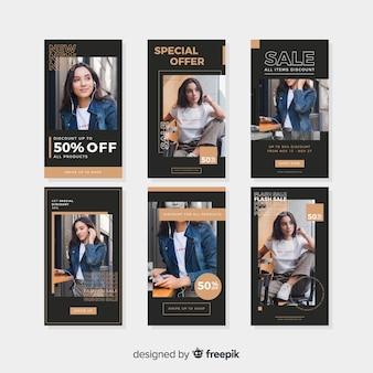 Racconti di moda in vendita instagram collectio